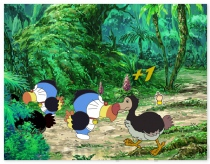 The Doraemon Adventures catch all birds on the island