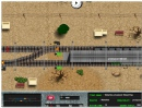Train Traffic Control logical strategy online game