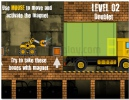 Truck Loader parking driving game