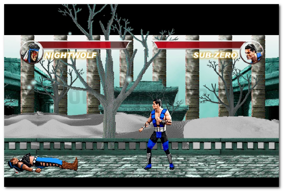 Mortal kombat karnage online fighting game online free games
