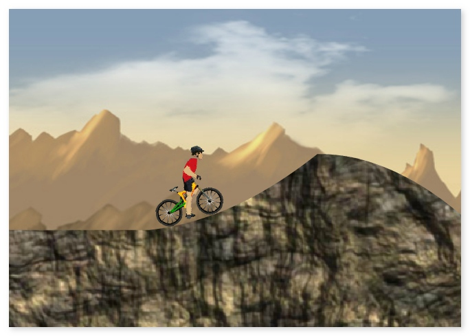 Mountain Bike Challenge Sports game image play free