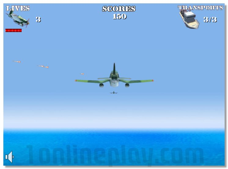 Naval Strike mini Flight Simulator air war game image play free