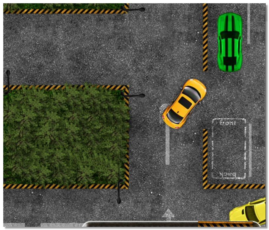 Parking Spot free online car parking game image play free