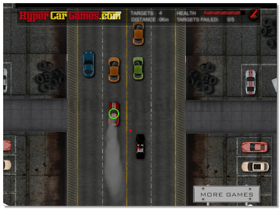 Robbers vs Cops police pursuit drive car game image play free