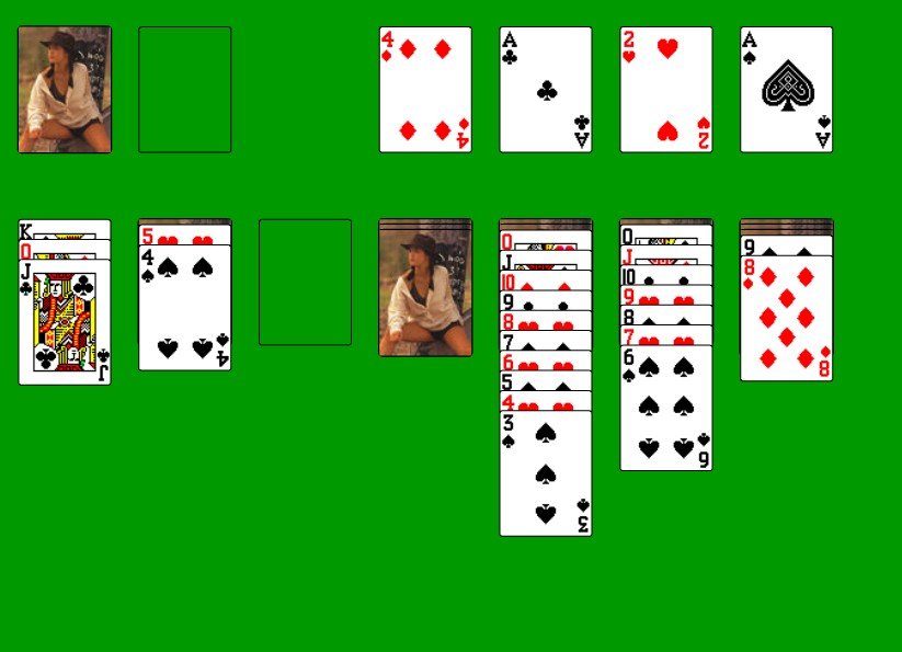 Solitaire like Microsoft Solitaire free card game you can play online image play free