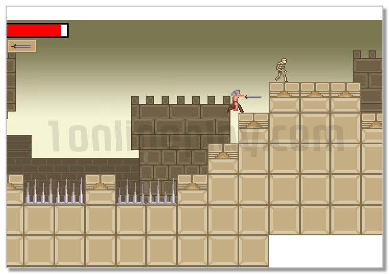 Super Castle Quest Retro RPG Online Game image play free