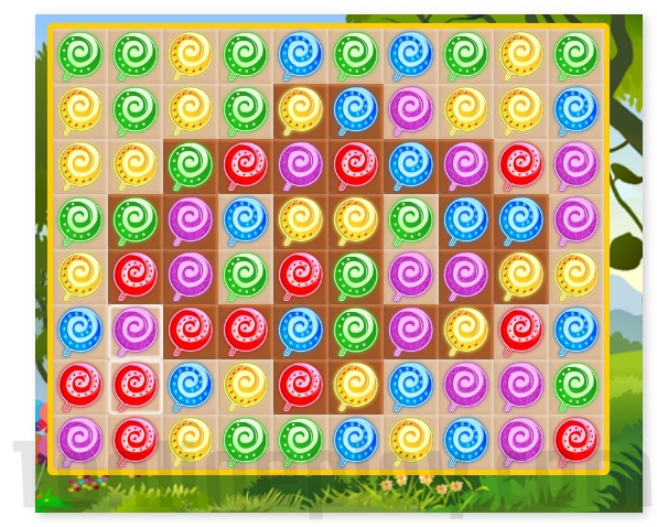 Sweet Candies 3 match game image play free