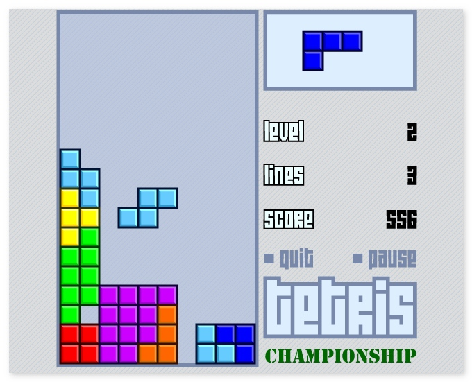 tetris online flash