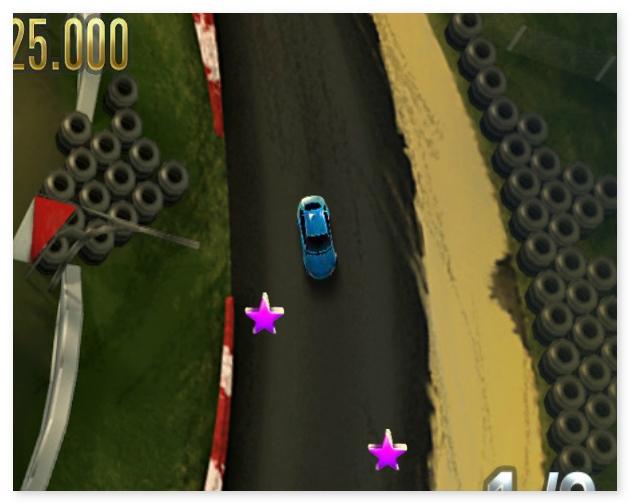 V8 Drift annular drift racing game drive NASCAR racing car image play free