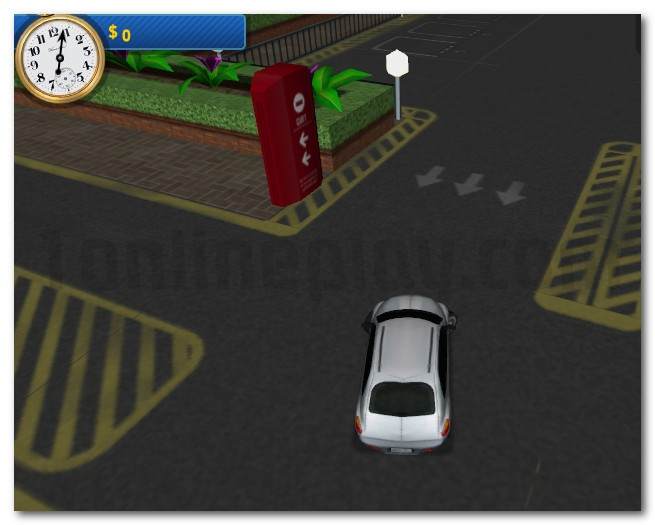 Valet Parking car parking game image play free