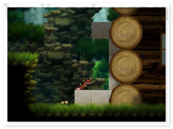 William and Sly 2 fairy tale fox adventure game quest online game image play free