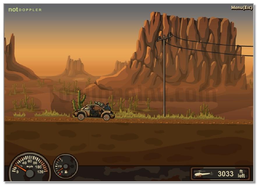 Earn To Die arcade online game image play free