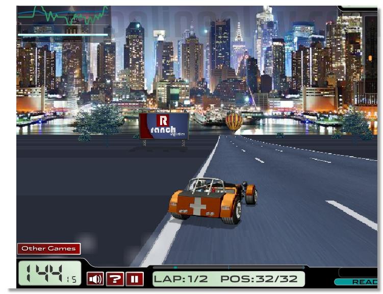 Formula 1 Racer 2012 3D racing car driving game image play free