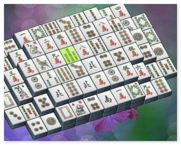 Mahjongg Solitaire mah jong online game image play free
