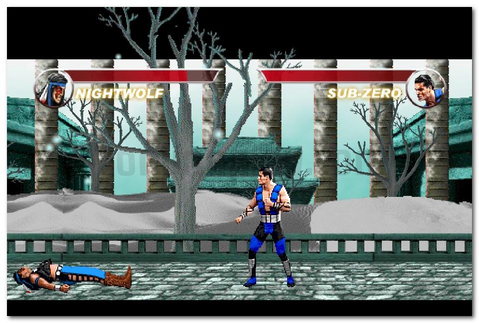 Mortal Kombat Karnage online fighting game image play free