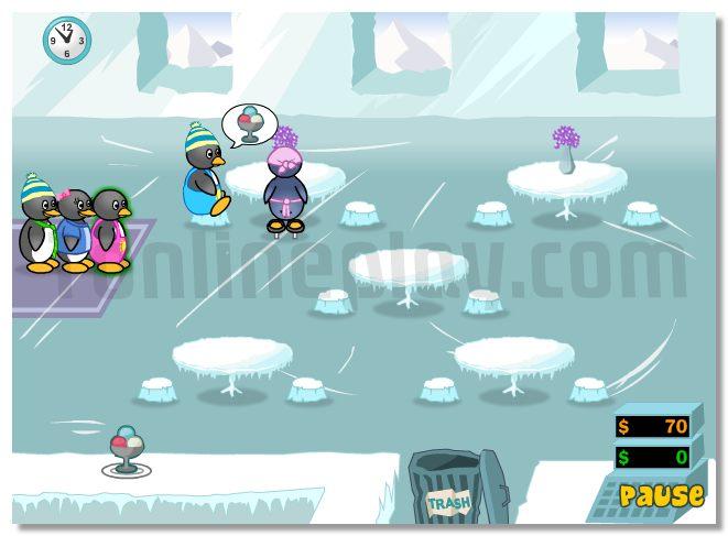 Penguin Dinner 2 Restaurant Simulation Dinner Game making food image play free