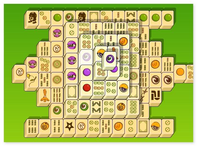 Shanghai Mahjongg puzzle mahjong game 2 match image play free