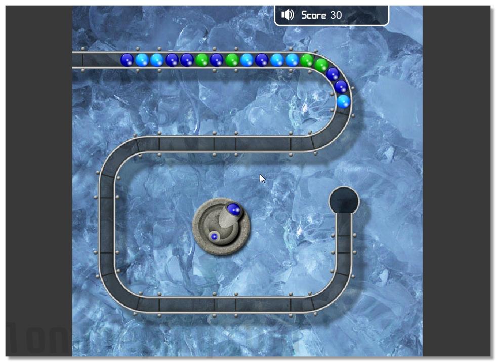 Super Zen Blaster Zuma like free online game image play free