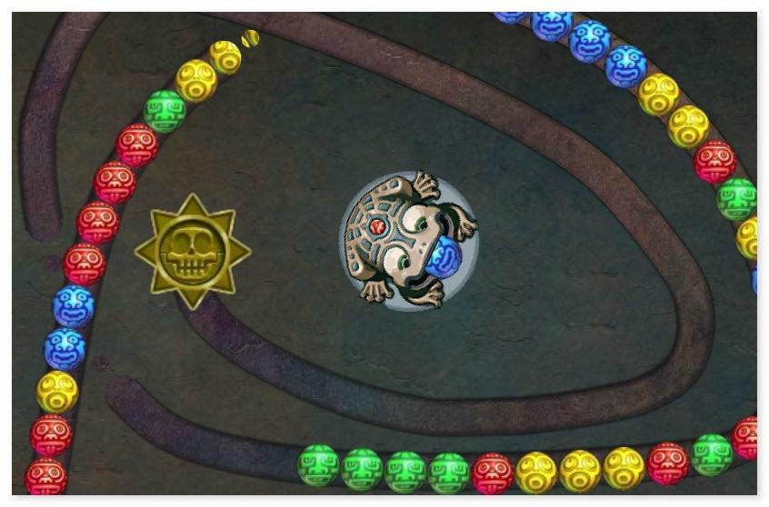 Classic Zuma Suma The Lost Treasure 3 match image play free